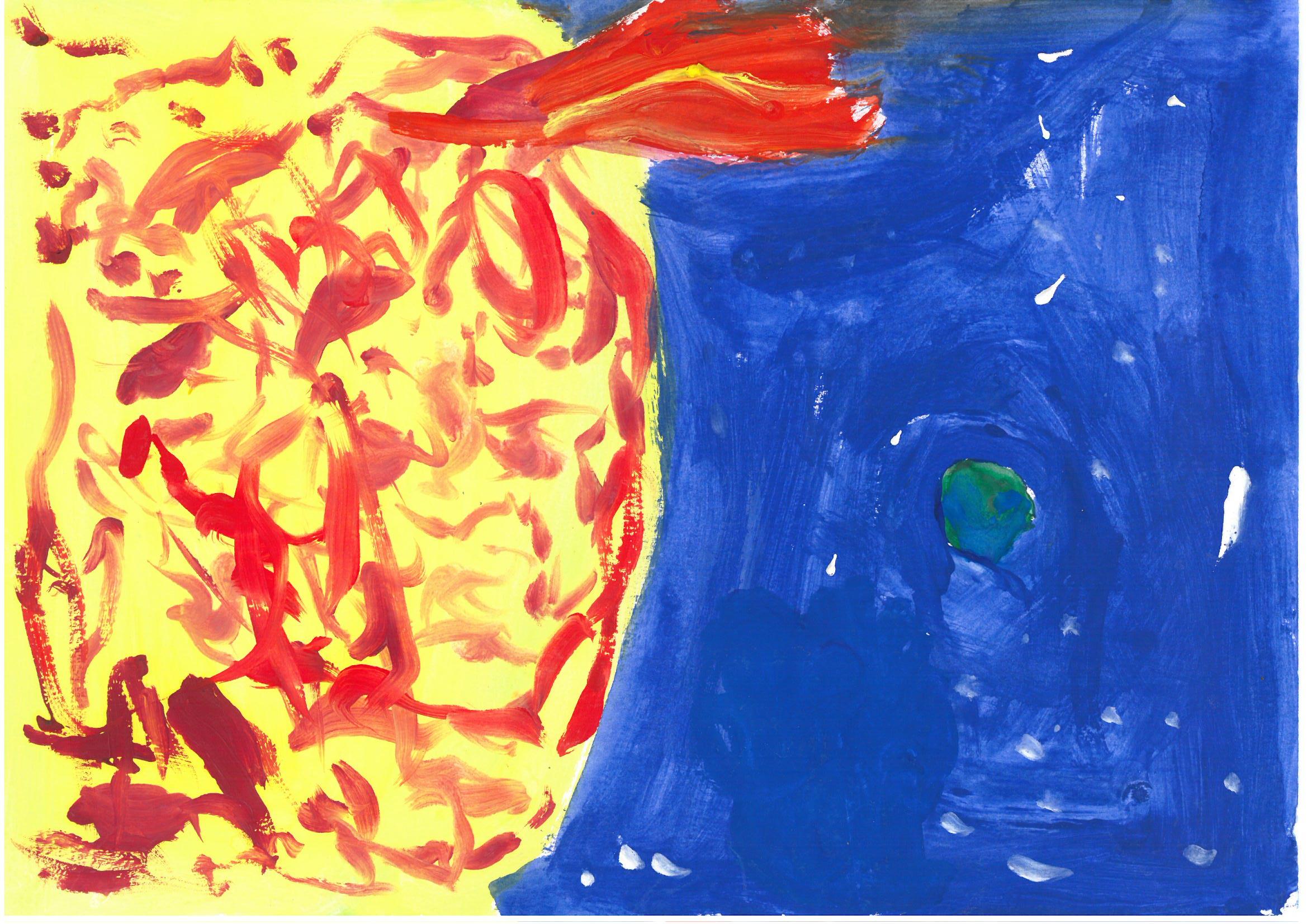 Máme rádi Slunce (Anna, 9 let)